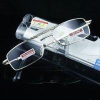 =CLARA VIDA= High Quality Alloy Double Beam Full Frame Resin Lens Reading Glasses +4.5 +5 +5.5 +6 +6.5 +7 +7.5 +8 to +12