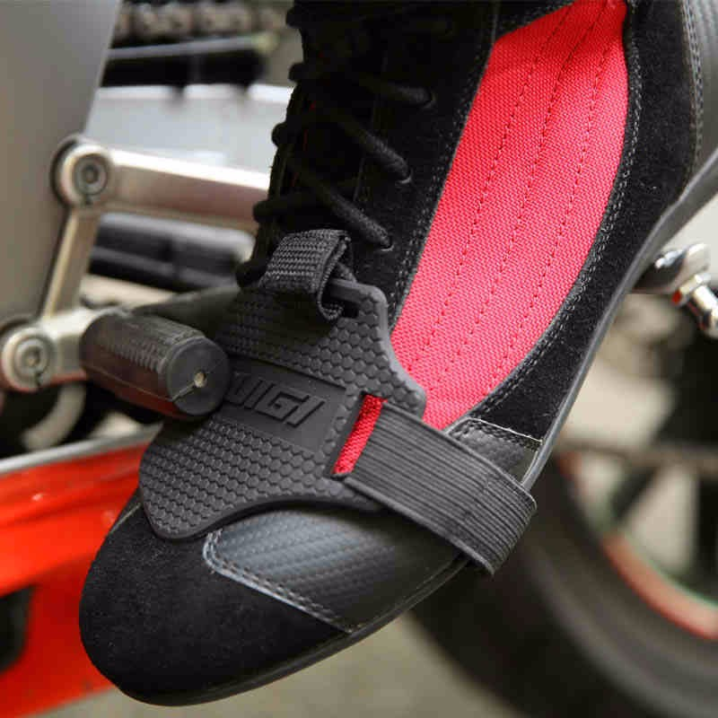 Marca Moto Shifter Scarpa Stivali Moto Protettore-Scarpe scarpe Moto Calotta di protezione ingranaggi Moto sport, ecc