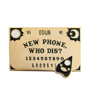 Ouija Board pin Enamel Pin