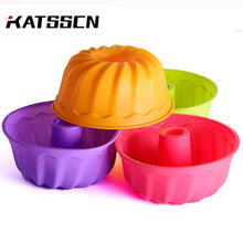 Mini Cake Molds Silicone for Baking Dishes Bread Pies Loaf Nonstick Mould Bakeware Trays Pans 094