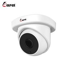 Keeper Weather 1080P 2000TVL ahd kamera cctv kamera monitorująca wideo noc 2.0MP wandaloodporna kopuła IR bezpieczeństwa do montażu na ścianie 4