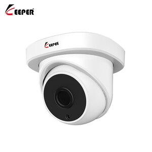 Image 1 - Keeper Weather caméra de vidéosurveillance 1080P 2000TVL AHD, caméra de sécurité, dôme, anti vandalisme, 2,0 mp, à montage mural, infrarouge 4