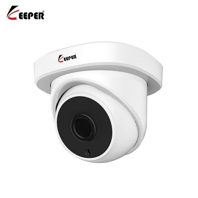 Keeper Weather caméra de vidéosurveillance 1080P 2000TVL AHD, caméra de sécurité, dôme, anti vandalisme, 2,0 mp, à montage mural, infrarouge 4