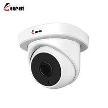 Keeper tempo 1080 p 2000tvl ahd cctv câmera de vigilância de vídeo noite 2.0mp vandal prova dome ir segurança fixado na parede 4