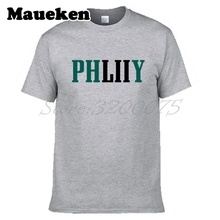 Men T-shirt 2017 2018 Philadelphia Philly phliiy LII World Champions Foles T  Shirt Men s tshirt for Eagles fans tee W18013008 7bac61117