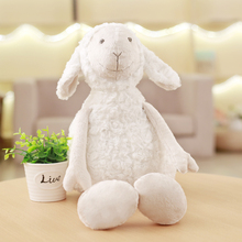 plush sheep toy stuffed lamb baby yeanling soft kids gift with long legs