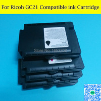 HOT SELLING GC21refill Ink Cartridge For Ricoh With Chip Use For RicohGX2050 GX3050 GX7000 GX5000 GX3000