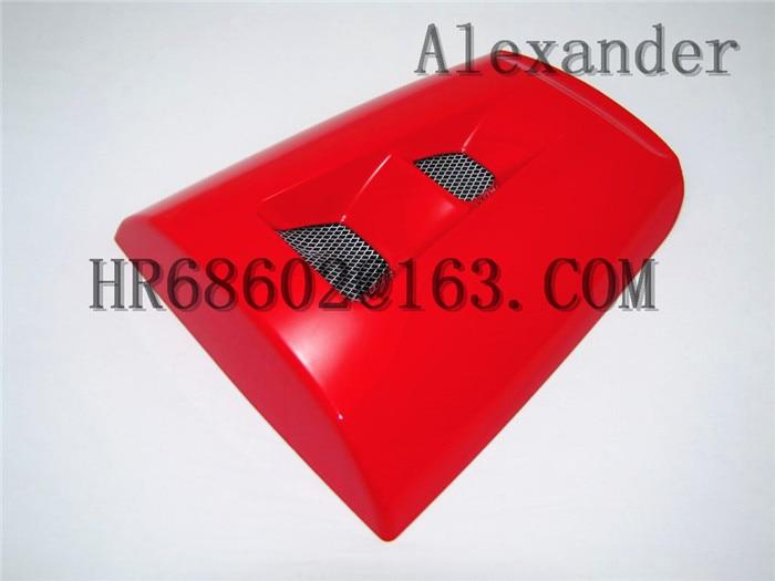 Crveni poklopac stražnjeg sjedala Poklopac solo sjedala za motore - Pribor i dijelovi za motocikle
