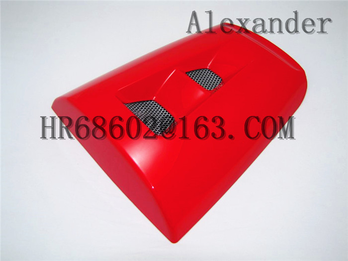 Red Rear Seat Cover Cowl Solo Motor Seat Cowl Rear Fairing Set For Honda CBR1000RR 2004 2005 2006 2007 CBR 1000 RR CBR 1000RR