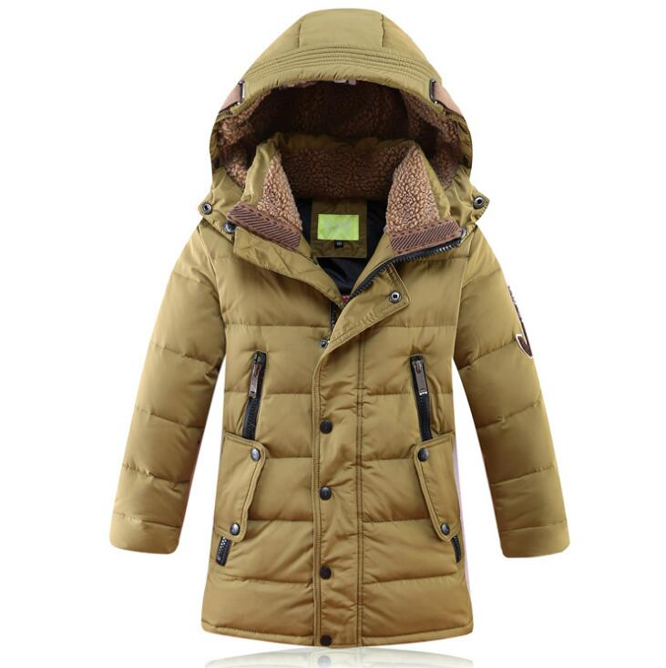 Children winter warm jacket for kids girl silver gold Boys Casual Hooded Coat Baby Clothing Outwear kids Parka Jacket snowsuitChildren winter warm jacket for kids girl silver gold Boys Casual Hooded Coat Baby Clothing Outwear kids Parka Jacket snowsuit