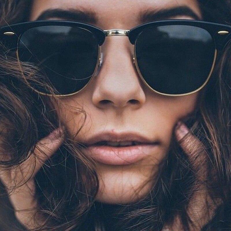 Luxury Square Men Sunglasses Women Brand Designer 2018 Retro Vintage ...