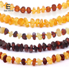 EAST WORLD 16 Colors Amber Teething Bracelet Necklace For Baby Adult Lab Tested Authentic 8 Sizes