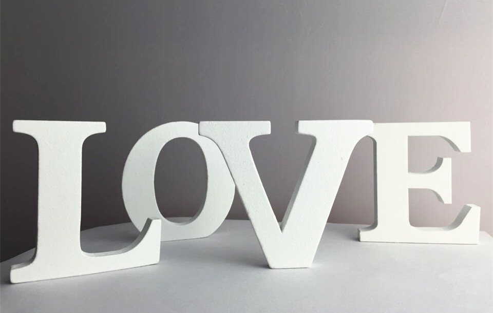 Standing Decorative Letters Promotion Shop For Promotional