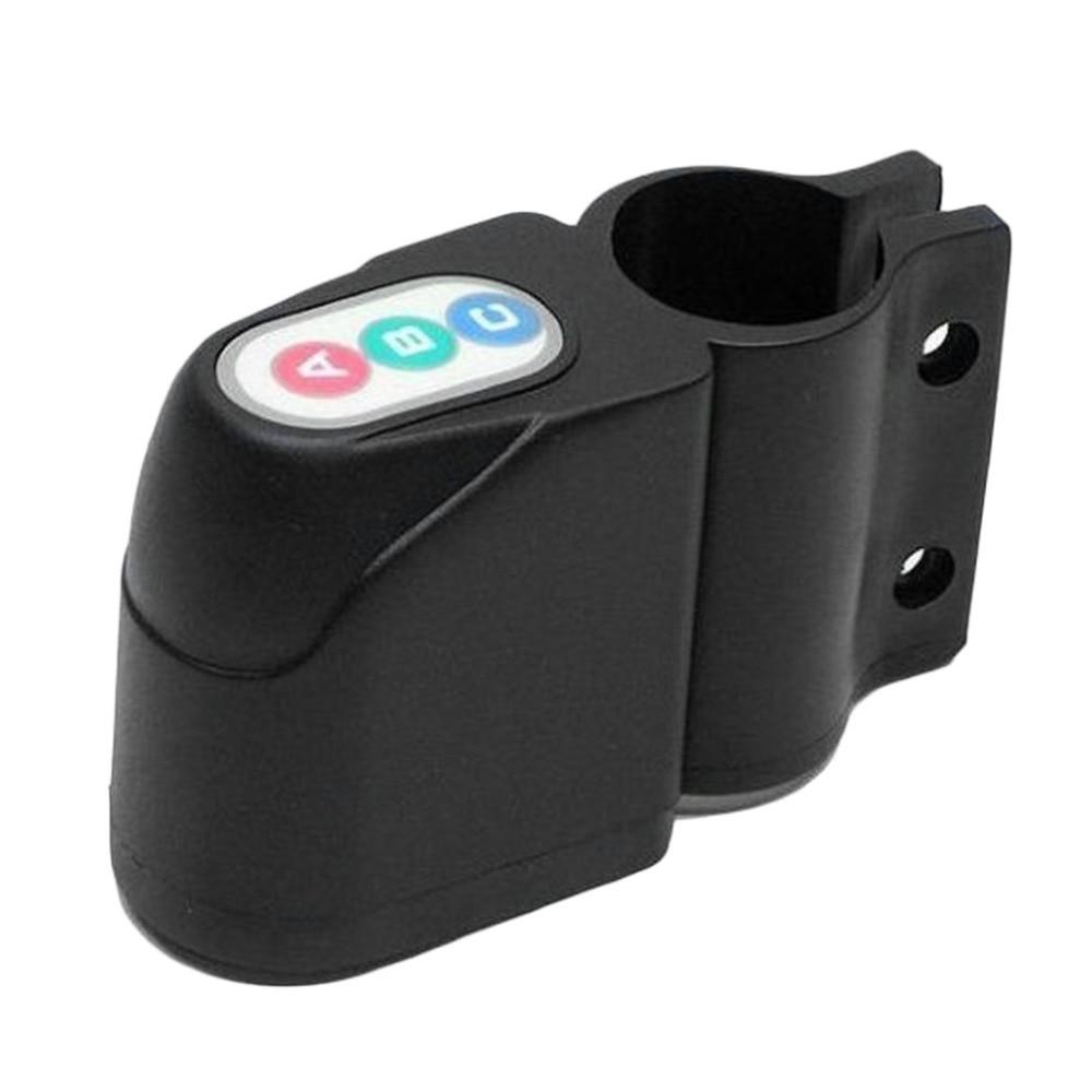 Bicycle Cycling Bike Alarm Anti-theft Lock Loud Sound Security Lock NEW free shipping