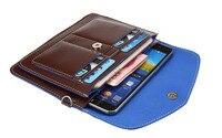 Pasek na ramię lady zakupy etui zipper sztuczna skóra phone case do lg class h740 k7, x ekran, wiko highway star 4g