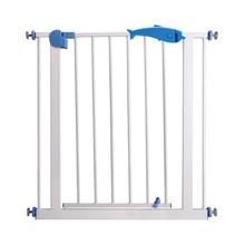 Child gate baby guardrail pet dog grid railing fence isolating valve