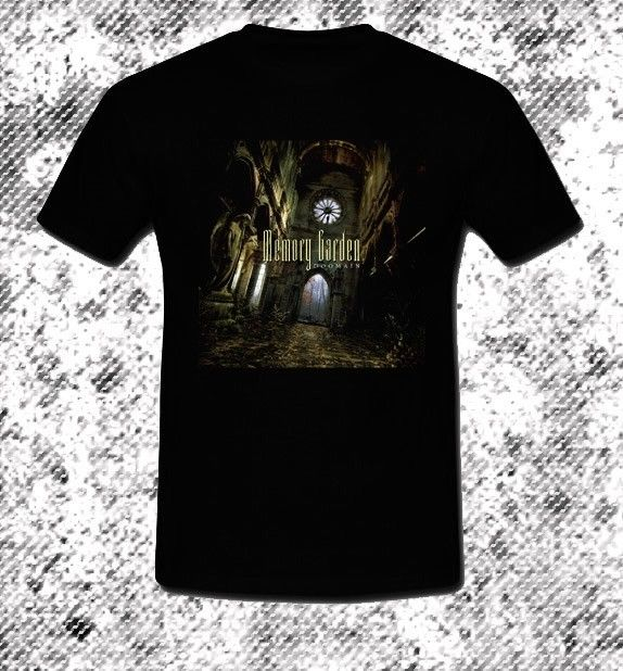 Free shipping 2018 memory garden domain metal Verdict of Posterity Mirage T-shirt Tee S M L XL 2XL