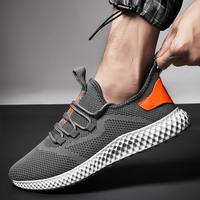 ARUONET New Fashion Krasovki Men's Casual Shoes Sneakers Slip On Man Footwears Comfortable Plus Size Men Shoes Tennis Hombre