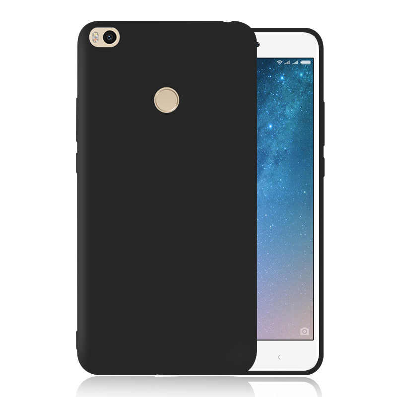 TPU Phone Case For Xiaomi MI MAX2 MAX 2 Phone Case High Quality Soft Protect Cover Cases Shell