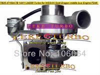 TB25 471024-7B 471024 14411 24D00 1441124D00 14411-24D00 Turbo Turbocharger Para NISSAN Para HINO Gold Dragon ônibus meio FD46