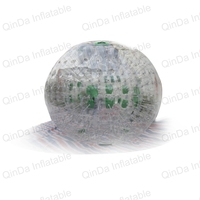 Гигантский людской шарик надувной мяч Зорб Ун надувные прокатки zorb