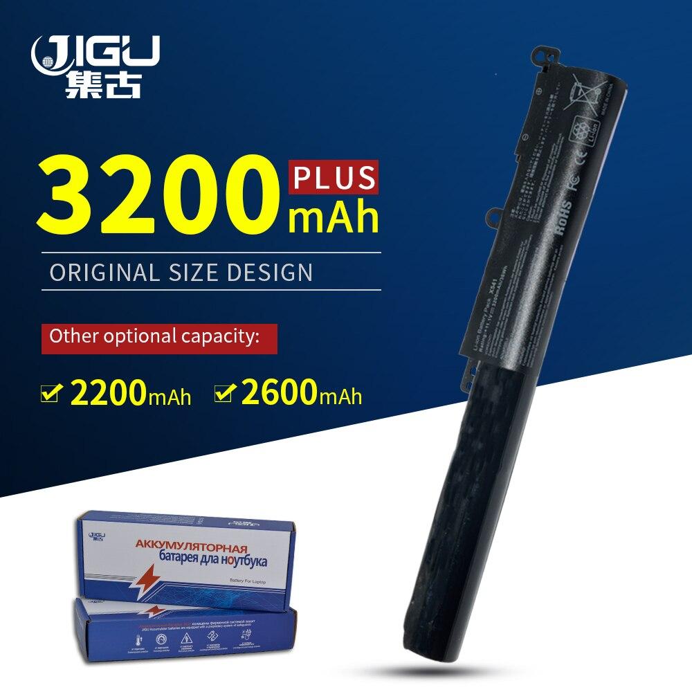 JIGU 0B110-00440100 A31N1601 Laptop Battery For ASUS For VivoBook Max X541N X541S X541SC X541U 3CELLS