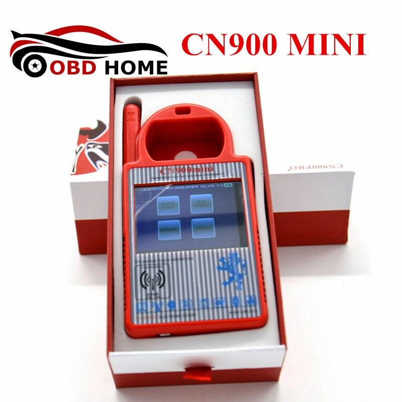 Высокое качество smart CN900 мини транспондера ключевых программиста Мини CN 900 Поддержка онлайн обновление cn 900 Auto Key Программист