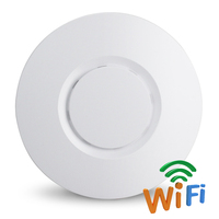 300Mbps Ceiling WiFi AP Wireless Access Point Power over Ethernet Wi Fi Repeater Router PoE Adapter Included