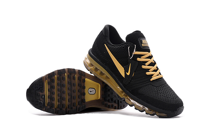 aa919f738c Hot Sale NIKE Air MAX 2017 Nike Running shoes full palm nano Disu ...