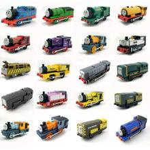 Перьевые электрические поезда моторизованный поезд набор совместим с Брио бренд поезд трек Железнодорожный двигатель локомотив подарок для детей