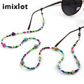 IMIXLOT Women Vintage Fashion Stones Eyewears Sunglasses Reading Glasses Chain Cord Holder Neck Strap Rope