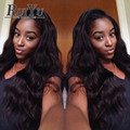 7A Brazilian Virgin Body Wave Lace Front Human Hair Wigs For Black Women Full Lace Human Hair Wigs With Baby Hair