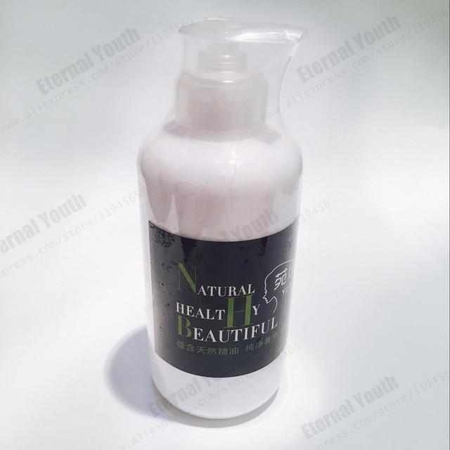 Rose Crema de Masaje Para Blanquear Hidratante Cara Crema de Masaje Facial y Corporal Leche Salón de Belleza de Desintoxicación 500 ml