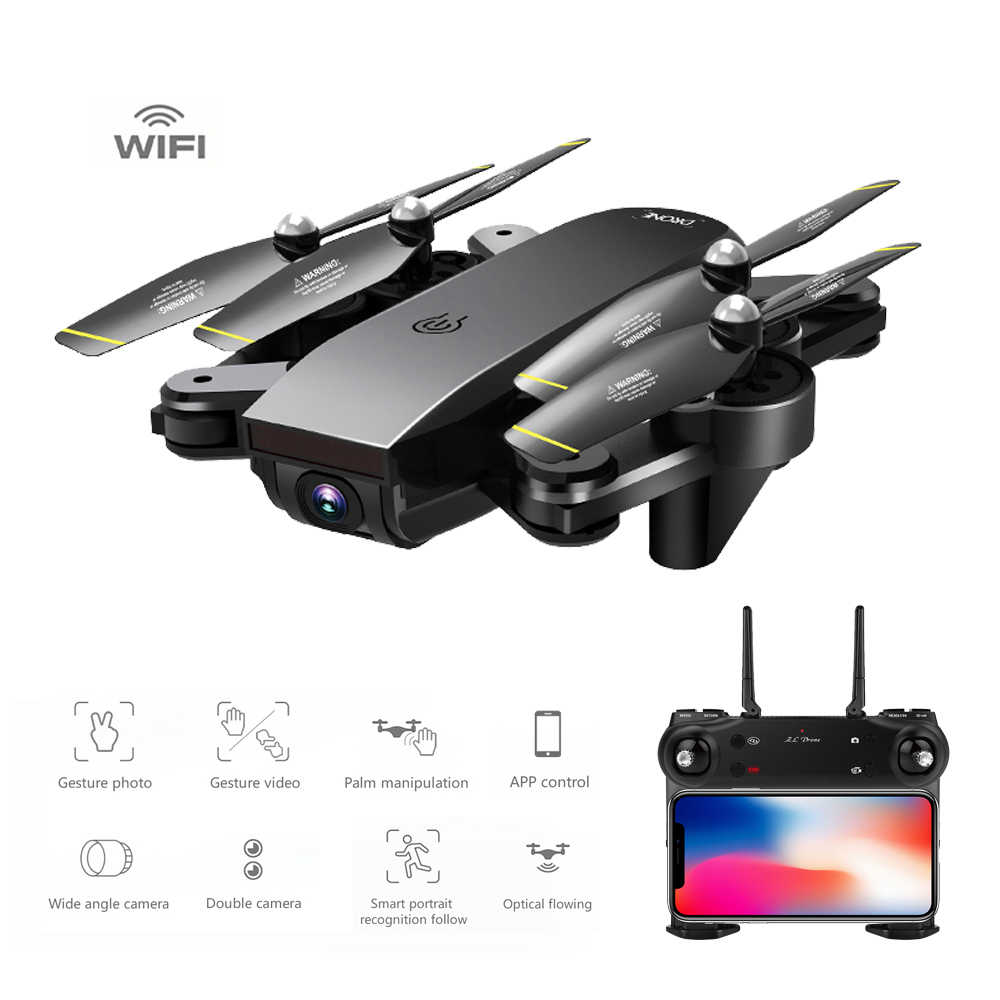 Quadcopter Dron Drone 4K Speelgoed Quadrocopter Met Camera Gps Profissional Rc Helikopter Drones SG700 SG700D SG700G Pk S20 S162