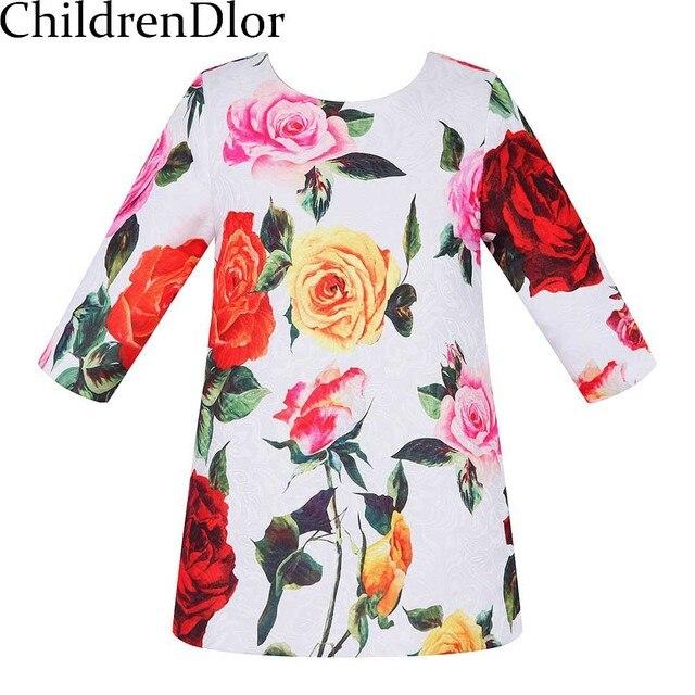 850d17c0d142 Girls Dress Autumn Winter 2017 Kids Party Dresses Girls Costumes for ...