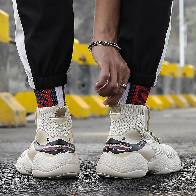 Men Sneakers Shoes Designer Fashion Breathable Mens