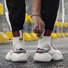 Men Sneakers Shoes Designer Fashion Breathable Mens Shoes Casual Men Zapatillas Deportivas Hombre 2019 New Shoes Male