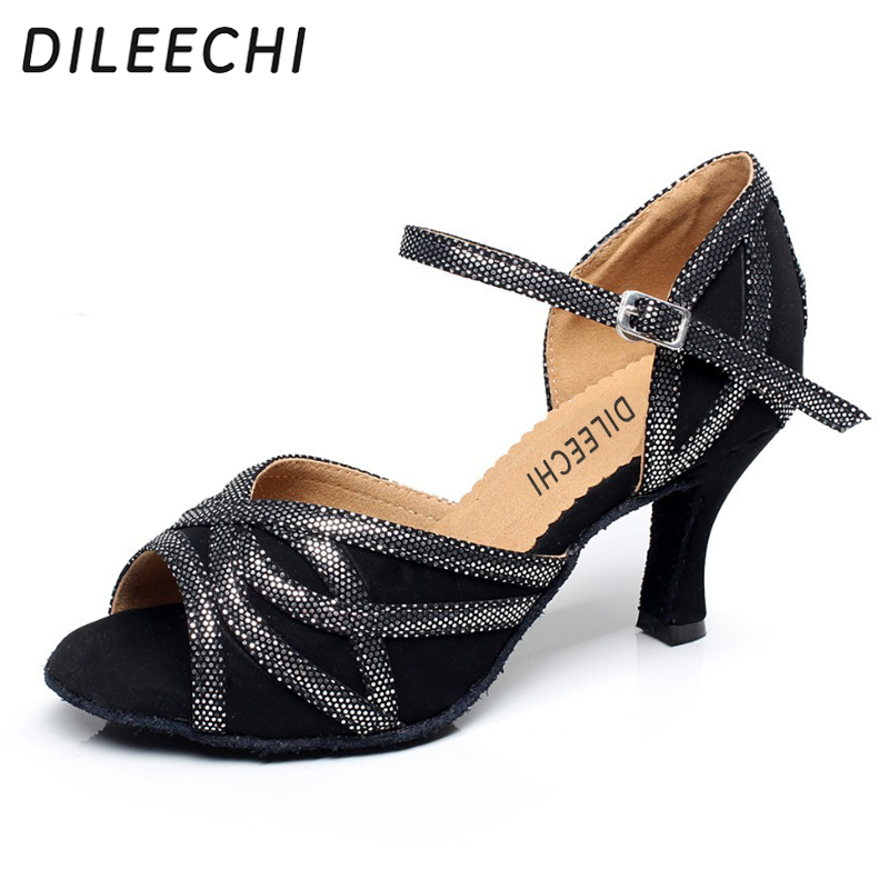 Compra sandalias de baile de tango y disfruta del envío gratuito en  AliExpress.com 3bc4e82bf04a