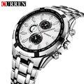 Relogio masculino 2016 CURREN Relógios Homens do exército de quartzo Relógio Marca de Topo Relógios Homens Esportes relógios de luxo À Prova D' Água do sexo masculino para homens