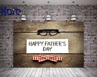 kate-happy-fathers-day-wood-wall-backdrop-retro-wood-photography-backdrop-glasses-cool-washable-custom-size-photo-background