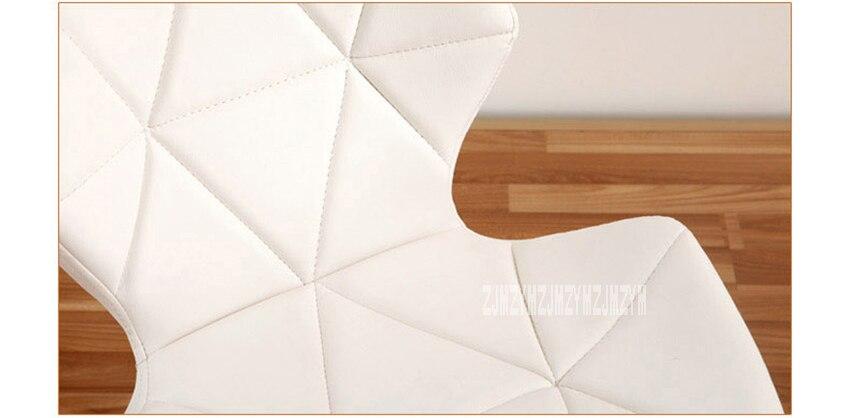 Деревянная ножка стул отдыха Современный Креативный Гостиная кресло для отдыха простая Бытовая Кофе обеденный стул спинка офисного компьютерное кресло