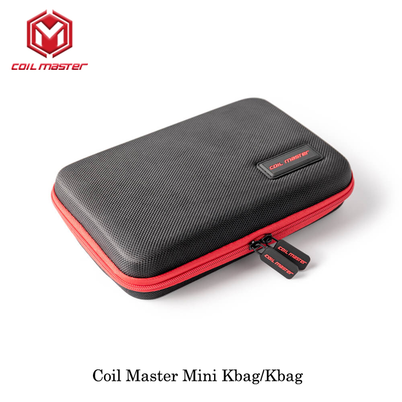 100% Original Coil Master CoilMaster Mini Kbag/Kbag For Coil Supply Universal Electronics Accessories Devices Free Shipping 2017