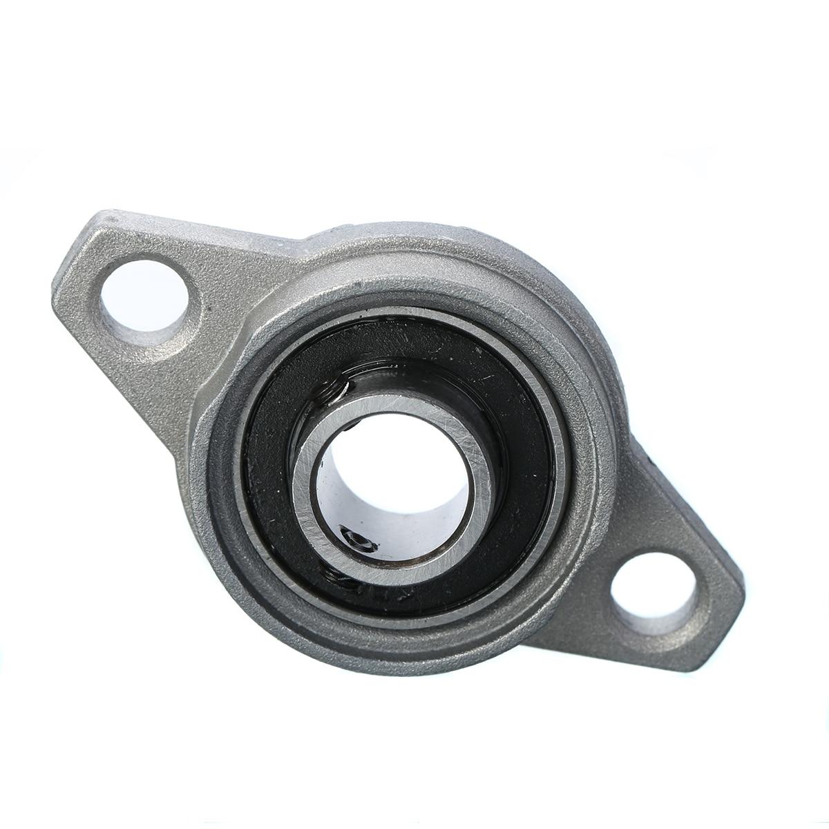 diameter pillow bearing locking block felt bearings mp housing two iron cast sealmaster seal standard setscrew bolt