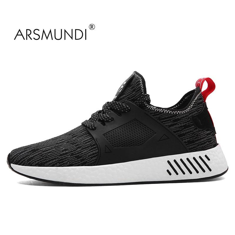 ARSMUNDI Original Herresko Sportssko Mænd Sneaker Breathable - Kondisko - Foto 3
