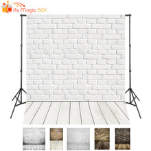 LIFE MAGIC BOX Camera Fotografica Photobackground Fabric Photography Background 300Cm*600Cm