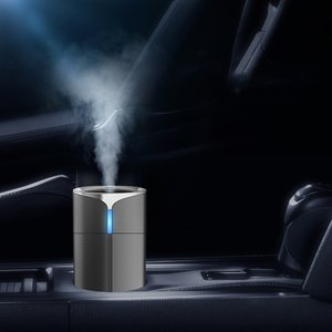Image 1 - New Creative 230ML Portable Household Car Anion Humidifier Portable USB 4 in 1 Aromatherapy Humidifier Car Air Cleaning Device