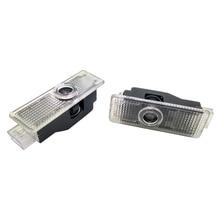2x Led подсветка дверей автомобиля 3D теневой проектор лампа Mini Cooper Clubman земляк R55 R57 R58 R59 R60 S JCW F54 F55 F56 F57