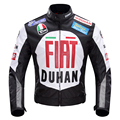 DUHAN Men's Windproof Motorcycle Jackets Motocross Off-Road Motorbike Racing Jacket Oxford Cloth  Riding Moto Jacket