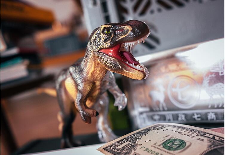 DIY Toy Puzzle Assembled 4D T REX Dinosaur Anatomy Model ...