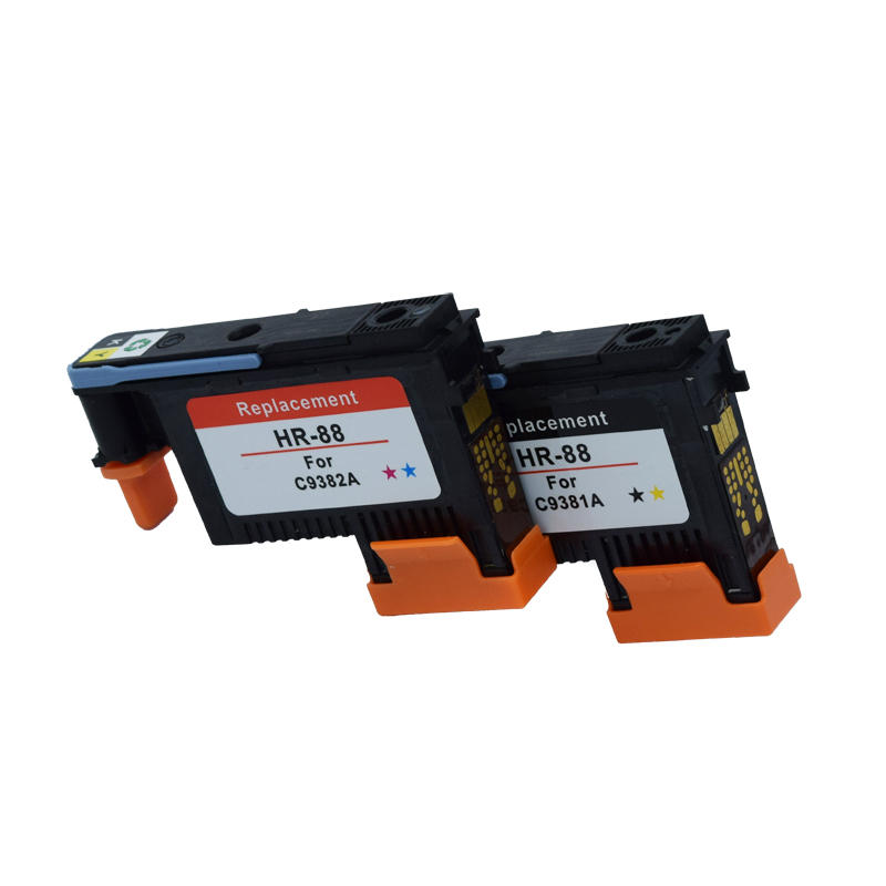 CK for HP88 C9381A C9382A for hp 88 Print head Compitable for HP Printer K5400 L7550 L7580 L7590 L7650 L7680 L7550 L7780 L7790